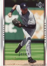 Buy 2007 Upper Deck #163 Derek Jeter