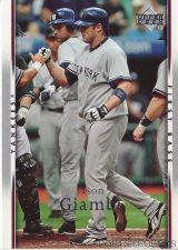 Buy 2007 Upper Deck #164 Jason Giambi