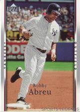Buy 2007 Upper Deck #167 Bobby Abreu