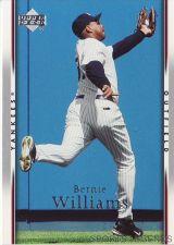 Buy 2007 Upper Deck #169 Bernie Williams