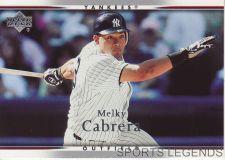 Buy 2007 Upper Deck #170 Melky Cabrera