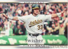 Buy 2007 Upper Deck #182 Nick Swisher