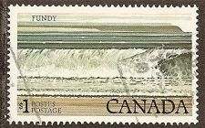 Buy Canada: Scott No. 726, One-dollar face value, used
