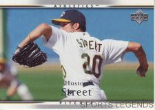 Buy 2007 Upper Deck #189 Huston Street