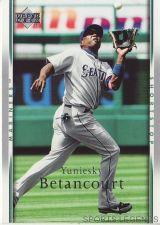 Buy 2007 Upper Deck #192 Yuniesky Betancourt