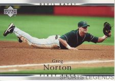 Buy 2007 Upper Deck #208 Greg Norton