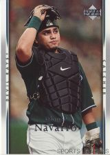 Buy 2007 Upper Deck #209 Dioner Navarro