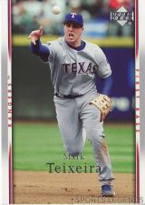 Buy 2007 Upper Deck #219 Mark Teixeira