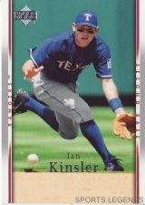 Buy 2007 Upper Deck #221 Ian Kinsler