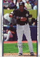 Buy 2007 Upper Deck #238 Vernon Wells