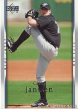 Buy 2007 Upper Deck #245 Casey Janssen