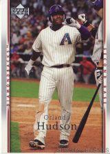 Buy 2007 Upper Deck #249 Orlando Hudson
