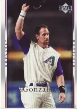 Buy 2007 Upper Deck #252 Luis Gonzalez