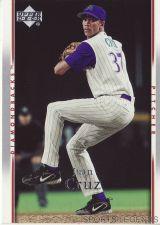 Buy 2007 Upper Deck #257 Juan Cruz