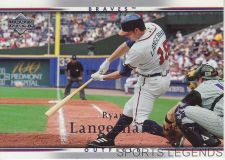 Buy 2007 Upper Deck #266 Ryan Langerhans