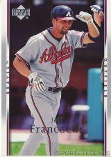 Buy 2007 Upper Deck #267 Jeff Francoeur