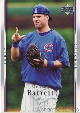 Buy 2007 Upper Deck #279 Michael Barrett