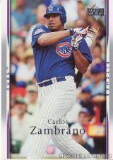Buy 2007 Upper Deck #283 Carlos Zambrano