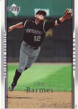 Buy 2007 Upper Deck #304 Clint Barmes