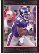 Buy 2007 Bowman #45 Brandon Jacobs