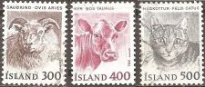 Buy Iceland: Scott No 556-558 (1982) Used, Complete Set