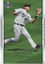 Buy 2007 Upper Deck #322 Jeremy Hermida