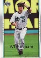 Buy 2007 Upper Deck #324 Josh Willingham