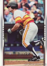 Buy 2007 Upper Deck #338 Chris Burke