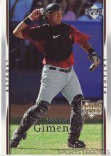 Buy 2007 Upper Deck #342 Hector Gimenez