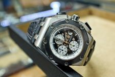 Buy Audemars Piguet Barrichello II Royal Oak Offshore Mens watch 26078IO.OO.D001VS.01