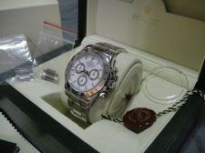 Buy Rolex Daytona White Dial Men`s Watch 116520WSO