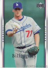 Buy 2007 Upper Deck #355 Chad Billingsley