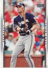 Buy 2007 Upper Deck #363 Jeff Cirillo