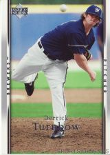 Buy 2007 Upper Deck #371 Derrick Turnbow