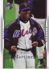 Buy 2007 Upper Deck #382 Pedro Martinez