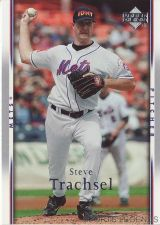 Buy 2007 Upper Deck #385 Steve Trachsel