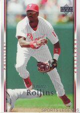 Buy 2007 Upper Deck #389 Jimmy Rollins