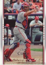 Buy 2007 Upper Deck #390 Chris Coste