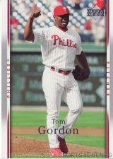 Buy 2007 Upper Deck #399 Tom Gordon