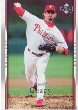 Buy 2007 Upper Deck #400 Geoff Geary
