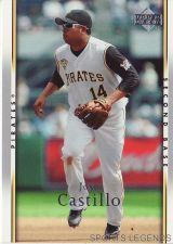 Buy 2007 Upper Deck #403 Jose Castillo