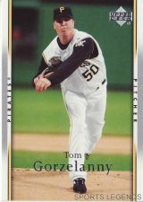 Buy 2007 Upper Deck #411 Tom Gorzelanny