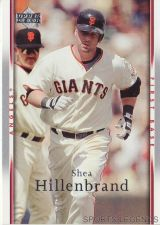 Buy 2007 Upper Deck #429 Shea Hillenbrand