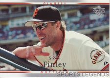 Buy 2007 Upper Deck #435 Steve Finley
