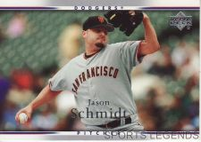 Buy 2007 Upper Deck #437 Jason Schmidt