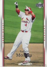 Buy 2007 Upper Deck #447 Yadier Molina