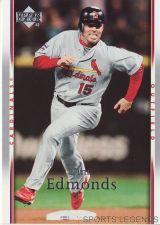 Buy 2007 Upper Deck #448 Jim Edmonds