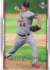 Buy 2007 Upper Deck #455 Jason Isringhausen
