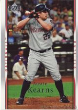 Buy 2007 Upper Deck #462 Austin Kearns