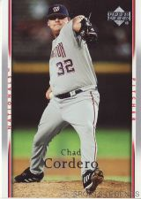 Buy 2007 Upper Deck #468 Chad Cordero